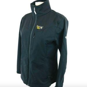 Mountain Hardwear Jackets & Coats - Mountain Hardwear Full Zip Black Windbreaker